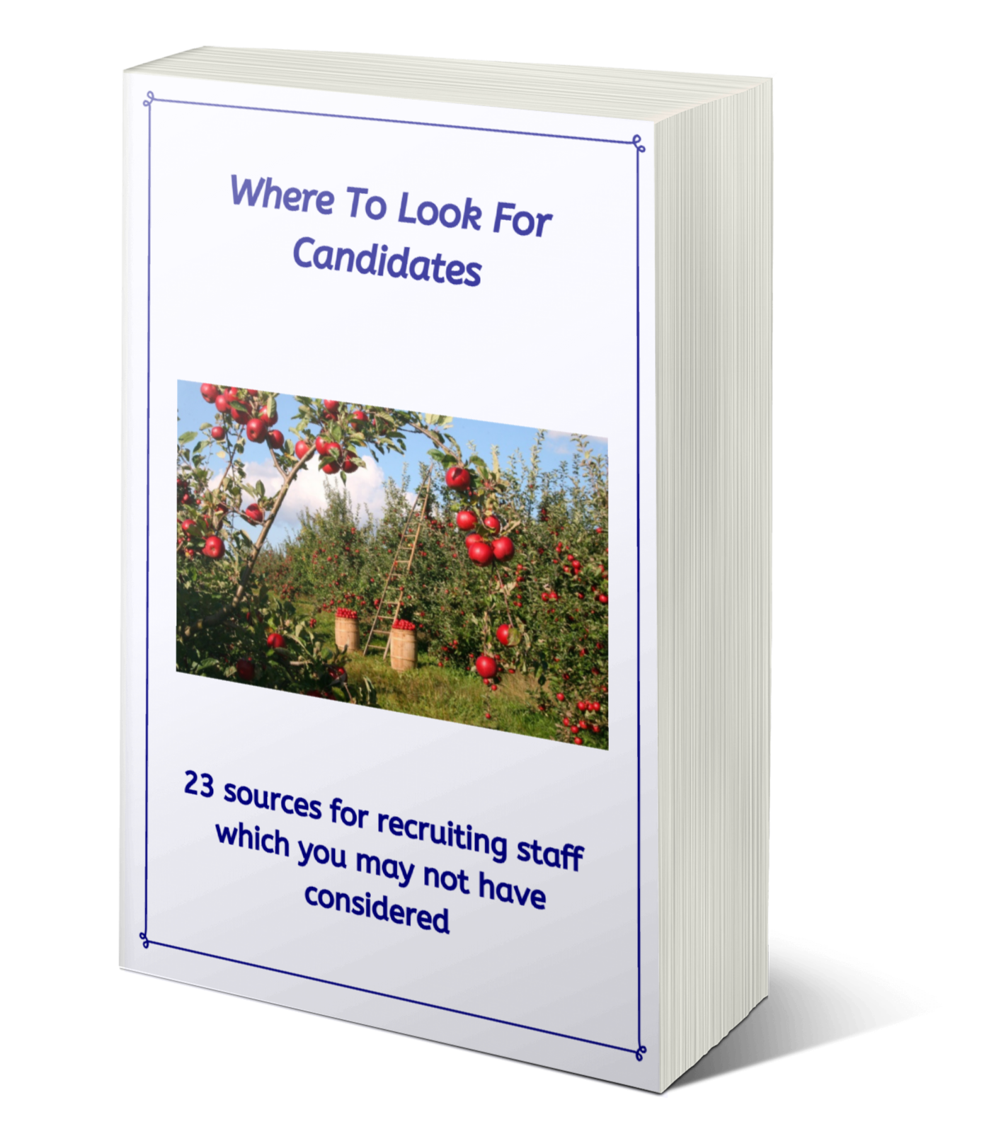 eBook - Where To Look For Candidates
