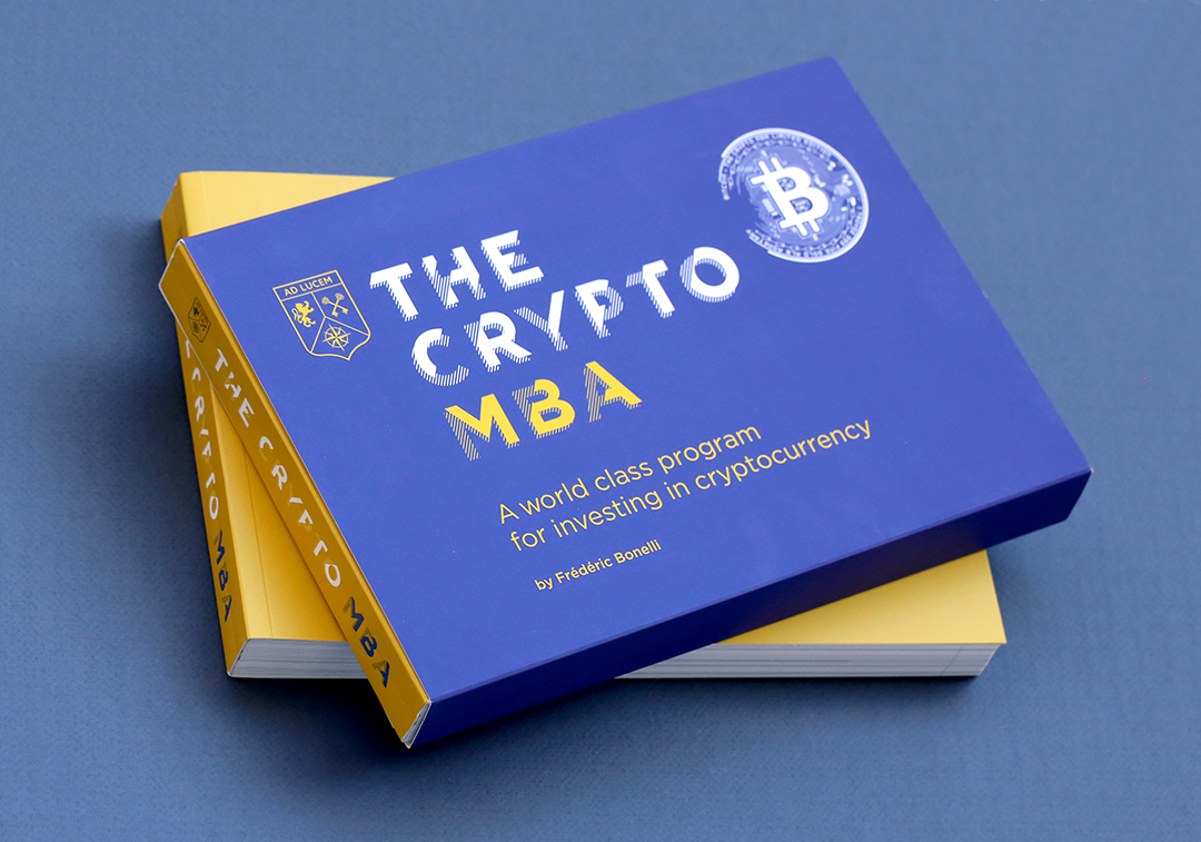 Book: The Crypto MBA