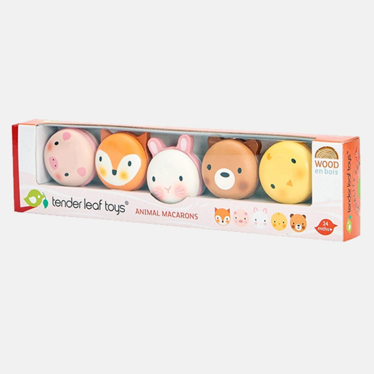 Tenderleaf Toys - Animal Macaroons