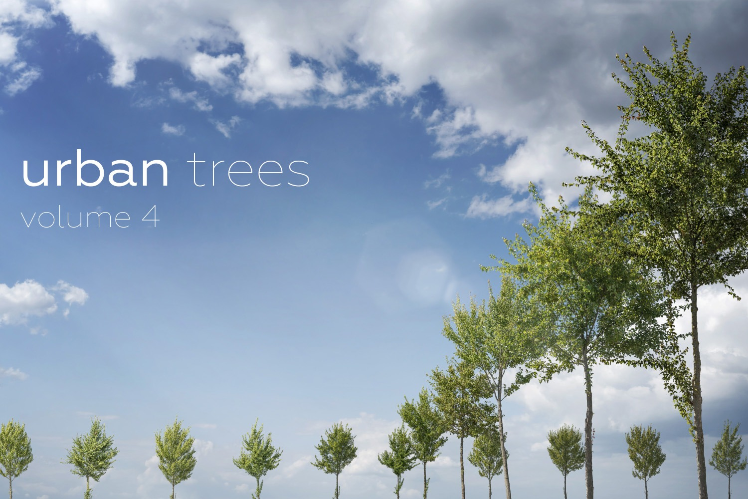 URBAN TREES Volume 4