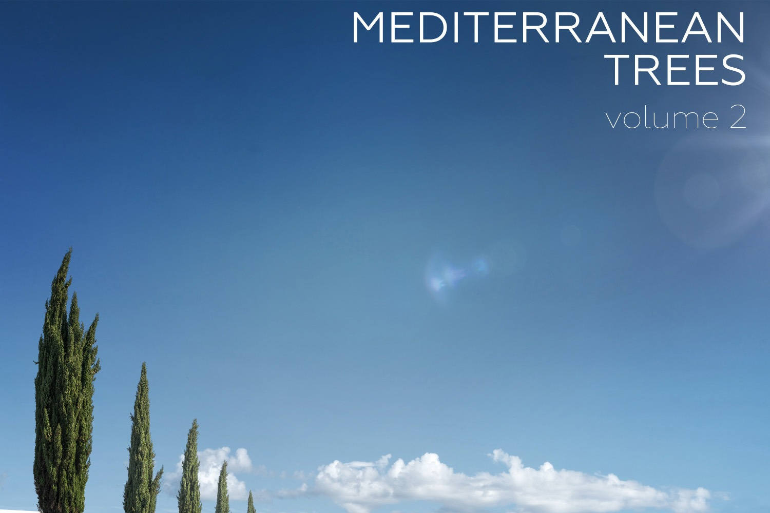 MEDITERRANEAN TREES Volume 02