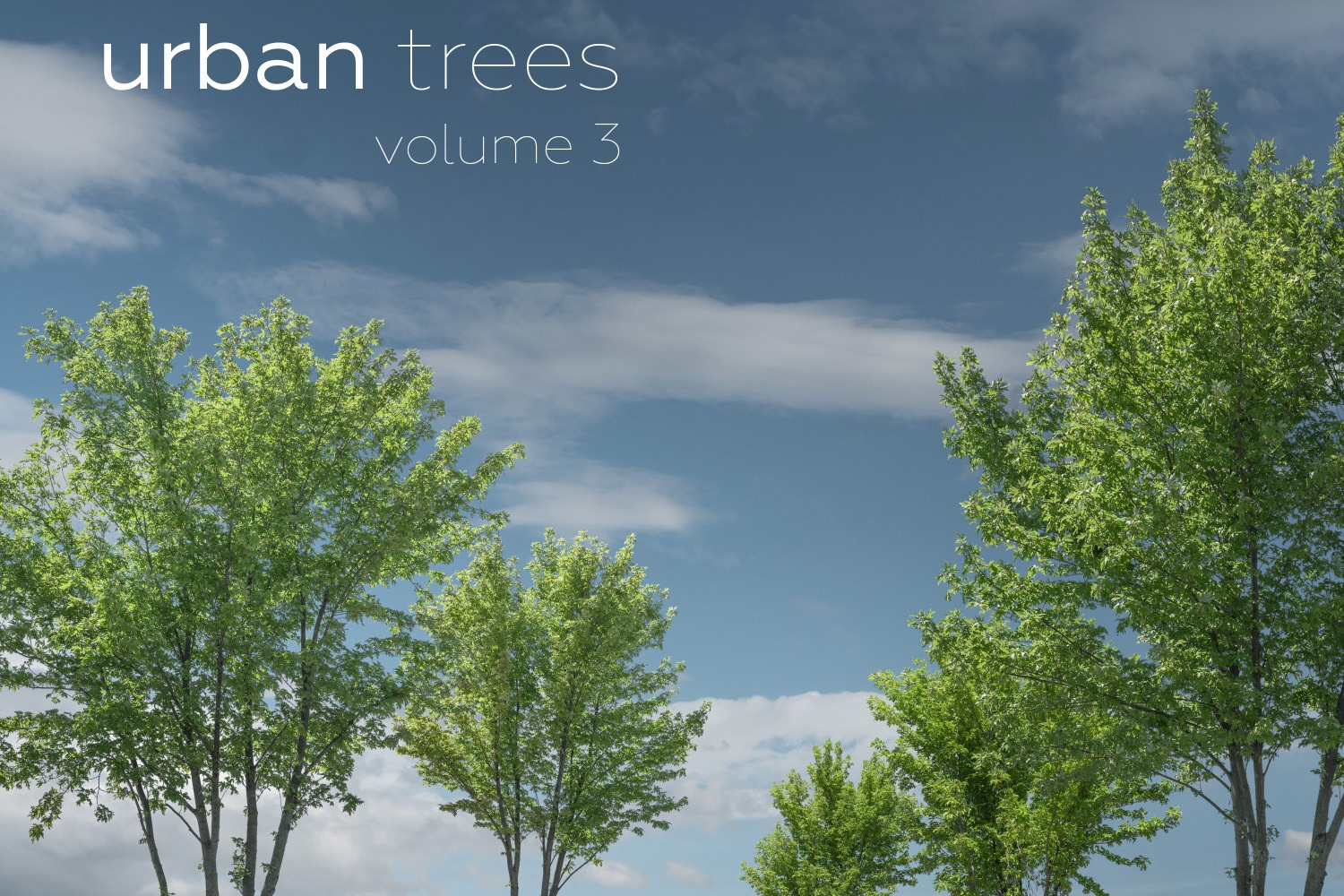 URBAN TREES Volume 3