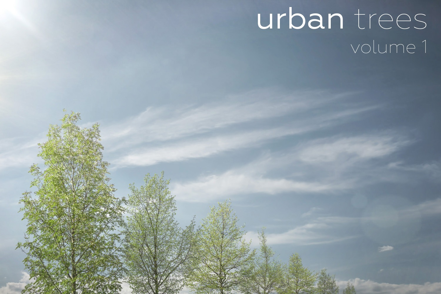 URBAN TREES Volume 1