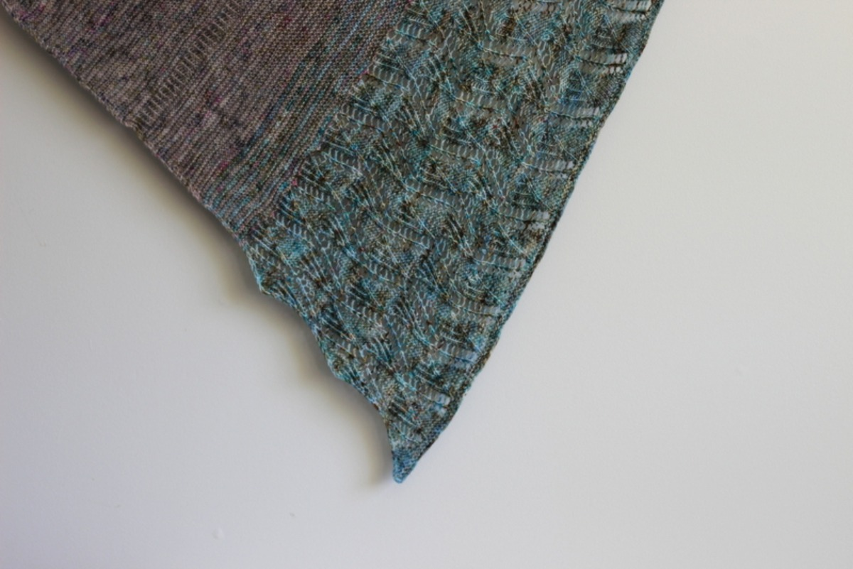 June Afternoon Shawl