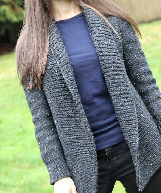 Out of the Fog Cardigan