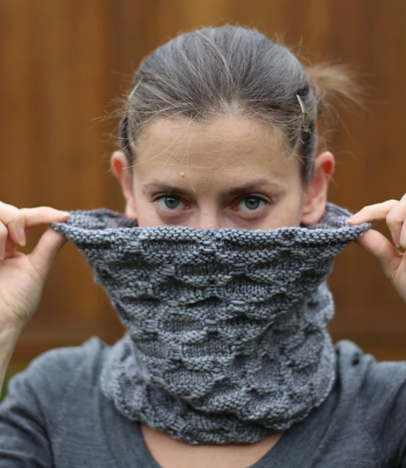 City Blocks Cowl