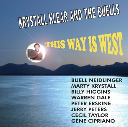 Krystall Klear and the Buells - This Way Is West (K2B2 3369) .mp3