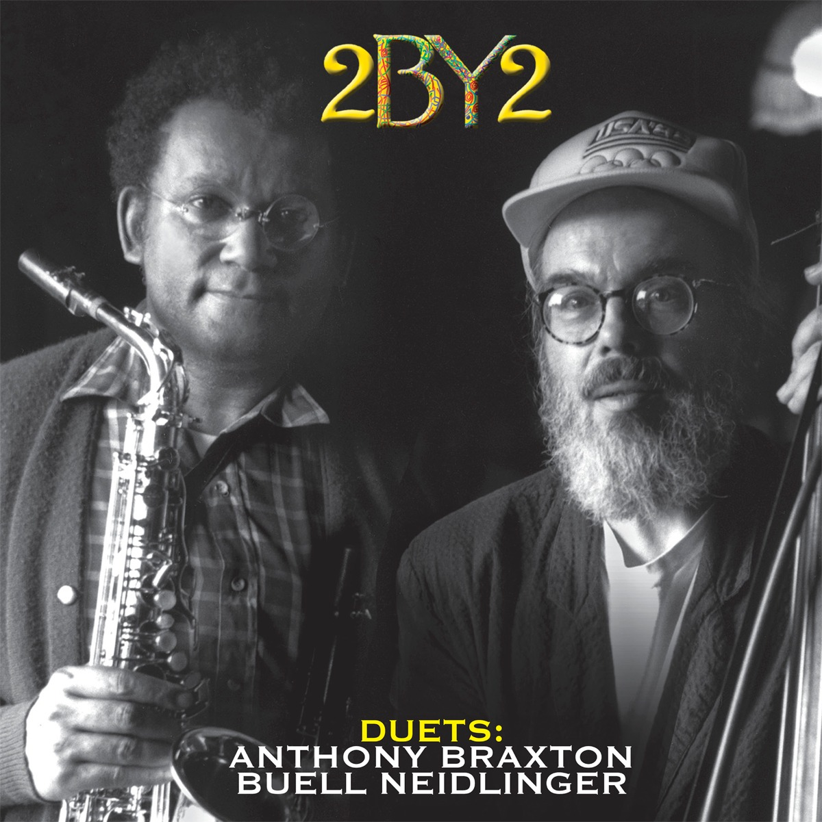 Anthony Braxton-Buell Neidlinger - 2 by 2 Duets (K2B2 4169) 44.1/16-bit.FLAC