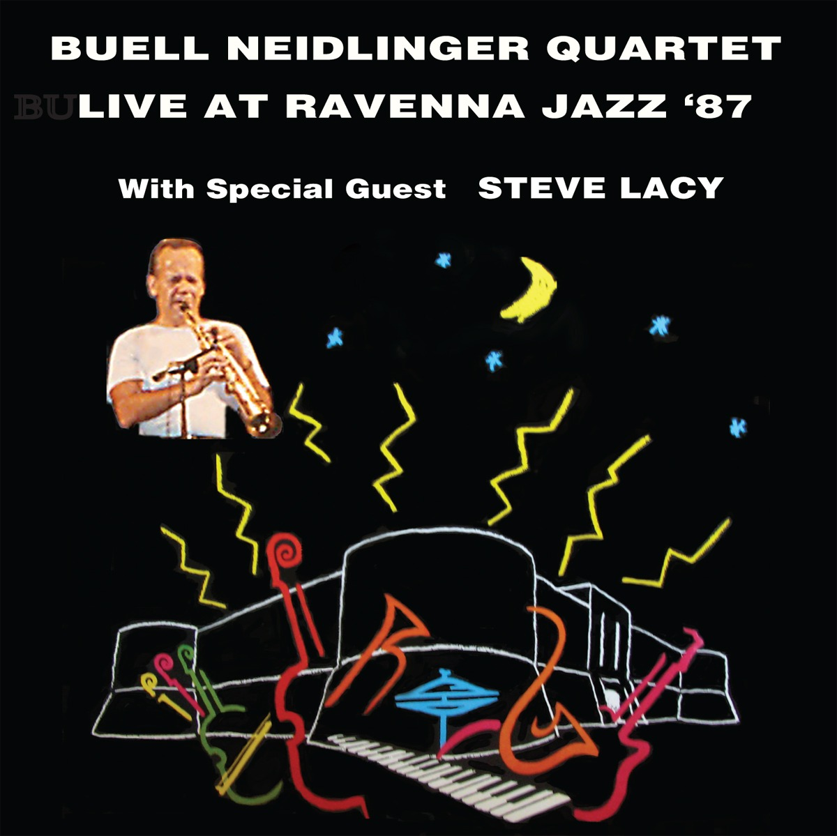 Buell Neidlinger Quartet - Live at Ravenna Jazz '87 plus Steve Lacy (K2B2 3969) .MP3