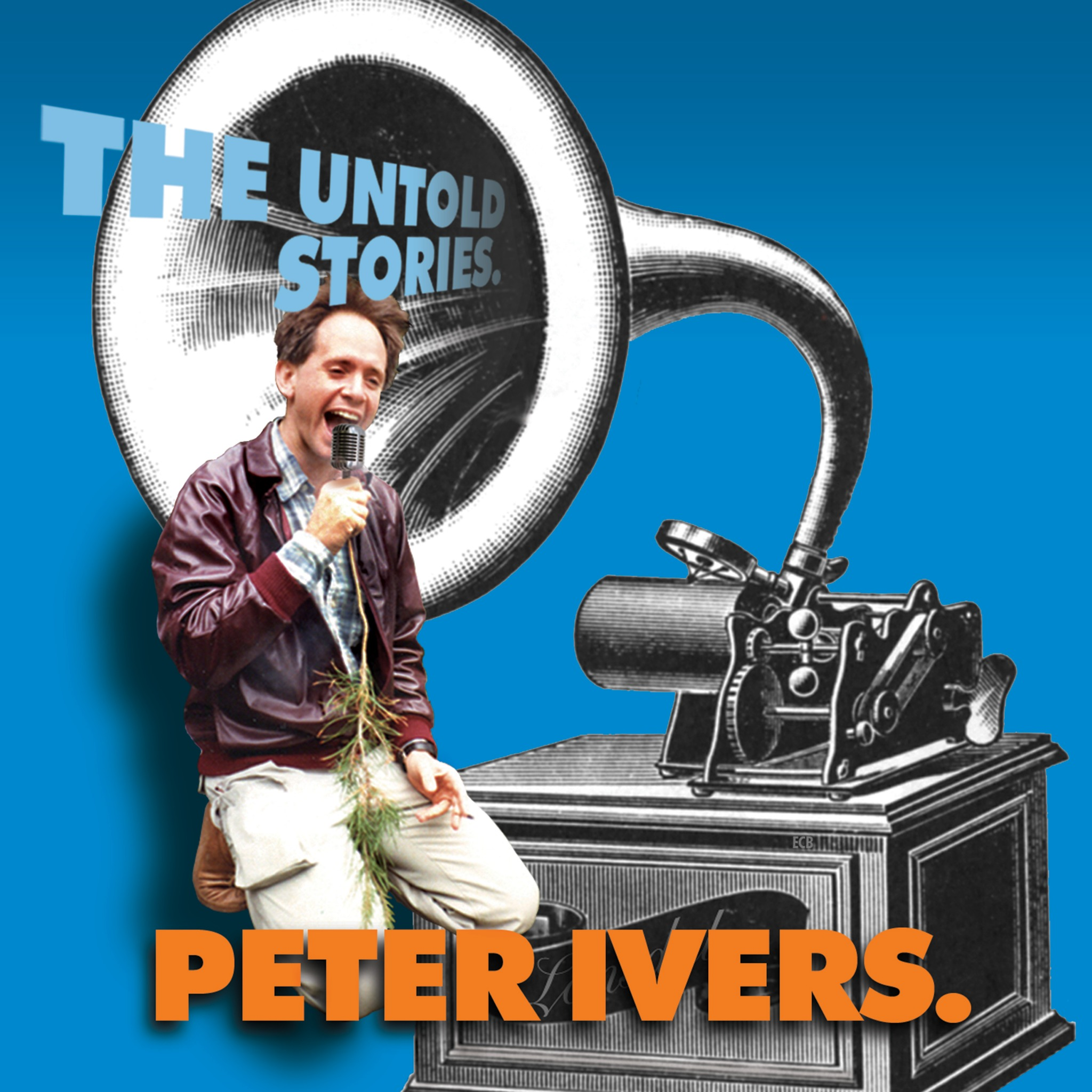 Peter Ivers - The Untold Stories (CD)