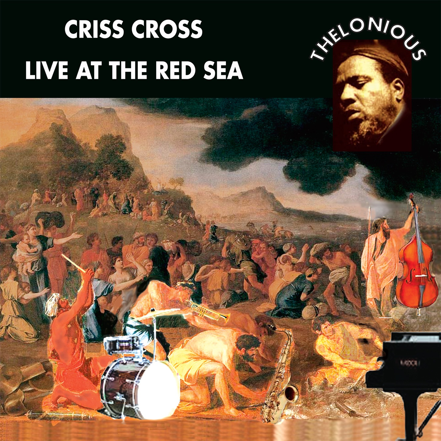 Criss Cross - Live at the Red Sea (K2B2 4569) 44.1/16bit.wav