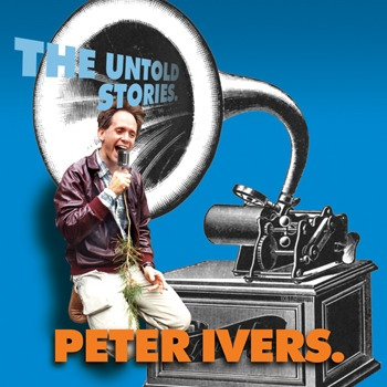 Peter Ivers - The Untold Stories (K2B2 3769) 44.1/16-bit wav
