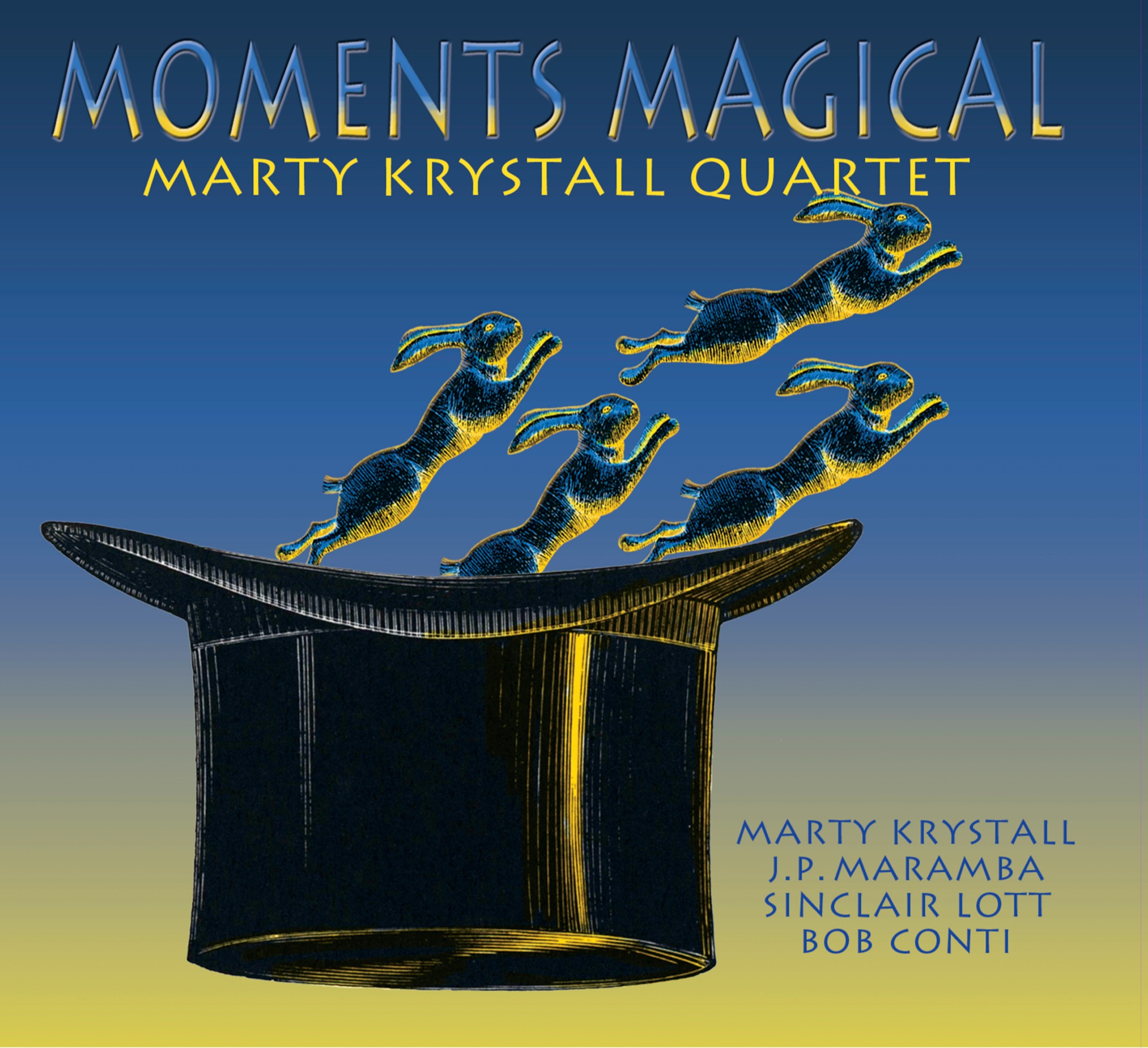 Marty Krystall - Moments Magical (CD)