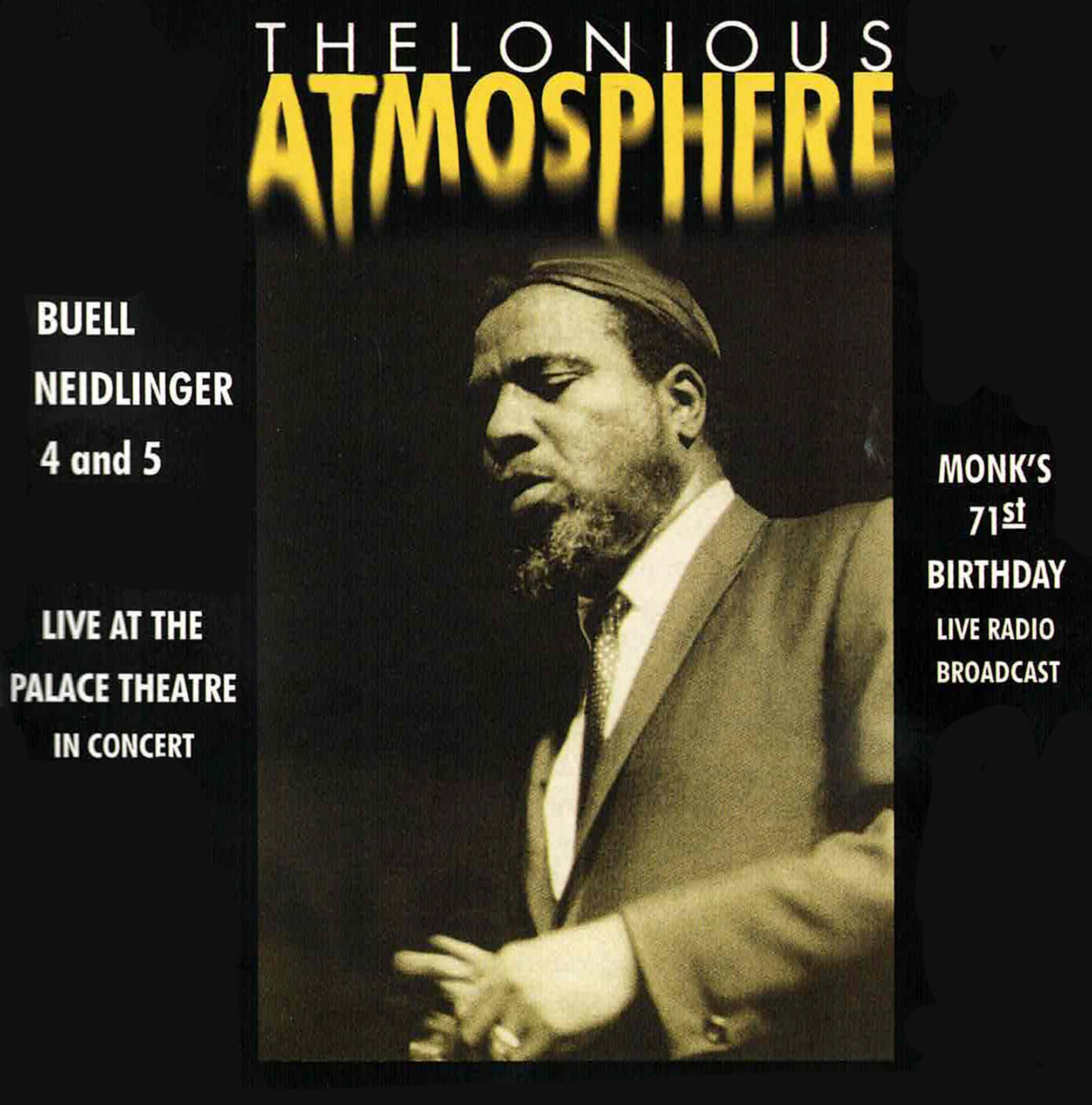 Buell Neidlinger 4 and 5 - Thelonious Atmosphere (K2B2 3269) MP3
