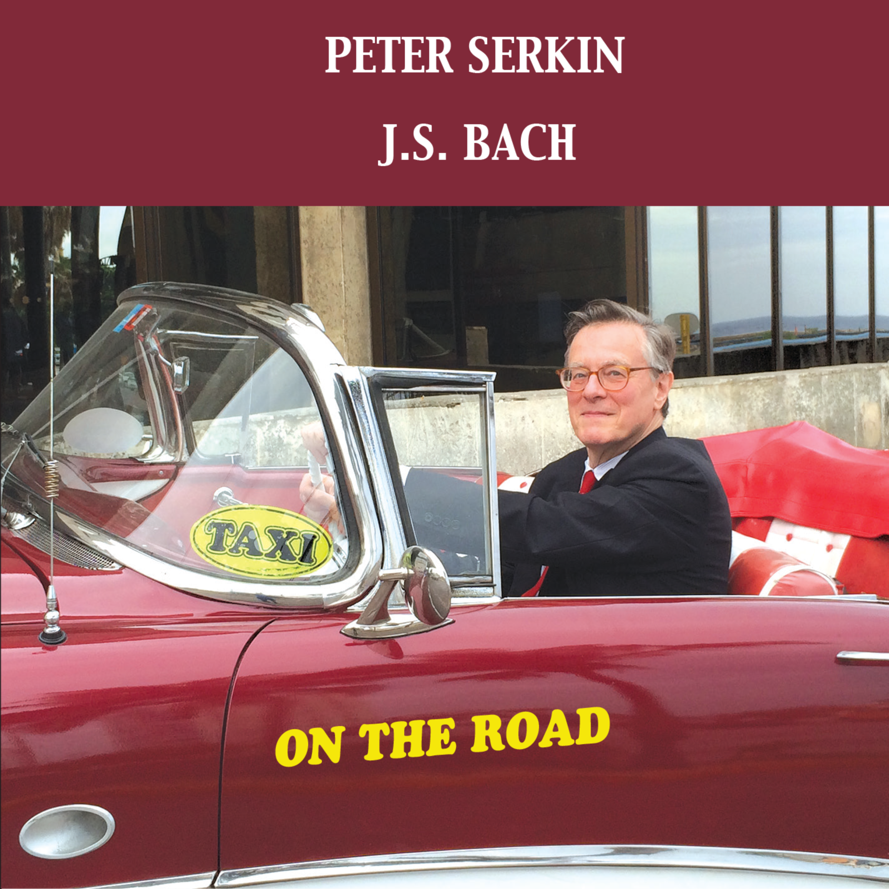 Peter Serkin - J.S. Bach On The Road (mp3)