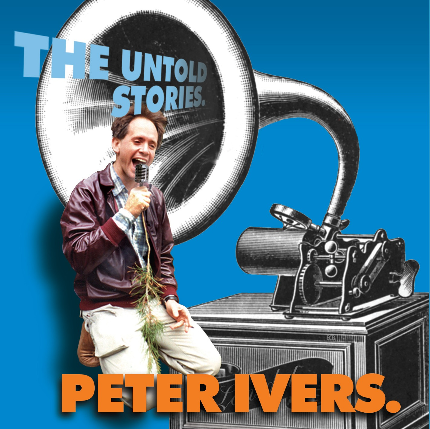 Peter Ivers - the Untold Stories (K2B2 3769) 44.1/16-bit.FLAC