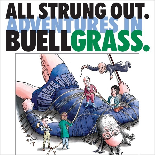 Buell Neidlinger - All Strung Out - Adventures in Buellgrass (K2B2 3569) 44.1/16-bit.FLAC