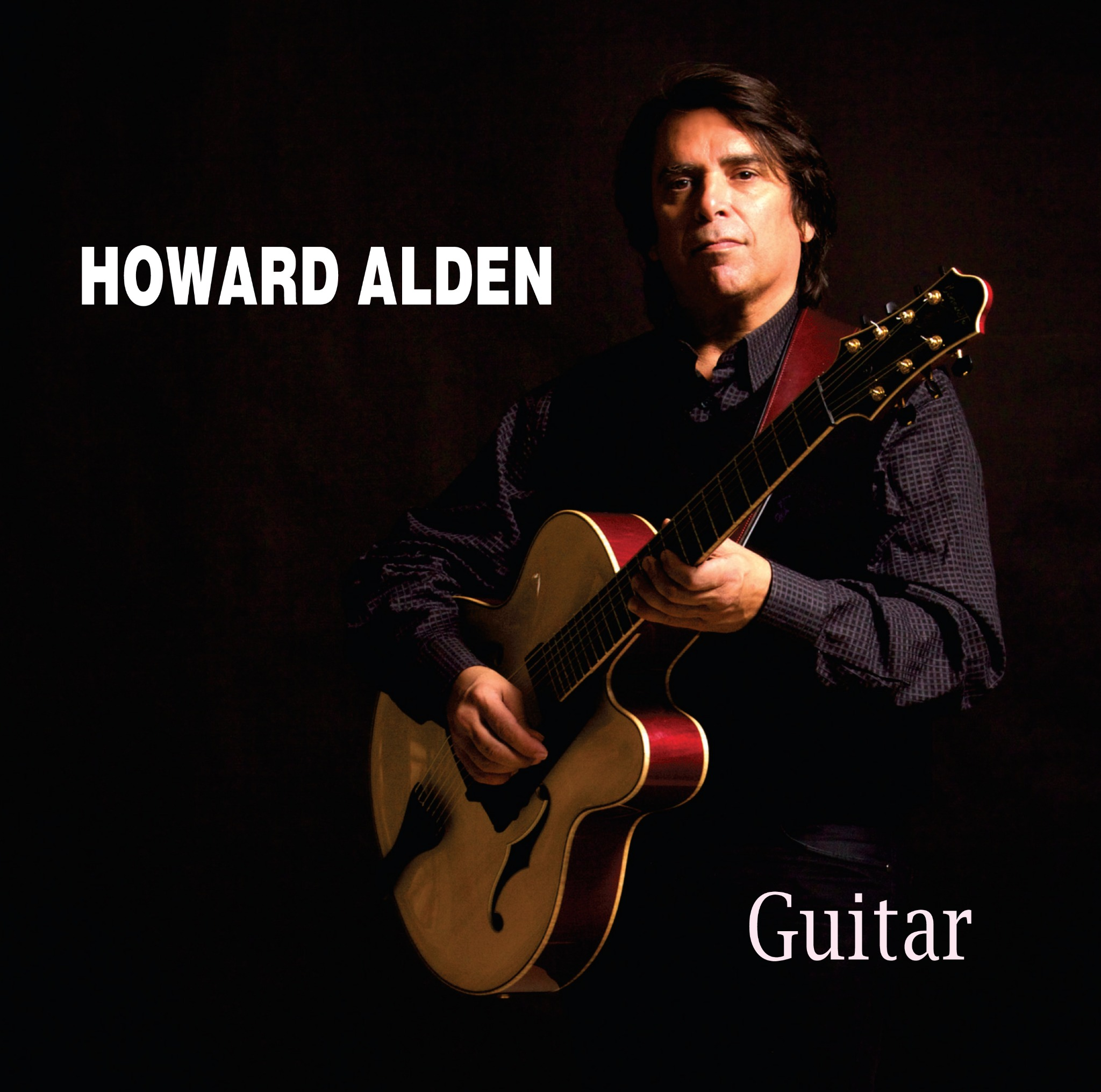 Howard Alden - GUITAR (K2B2 4469) 44.1/16-bit .FLAC