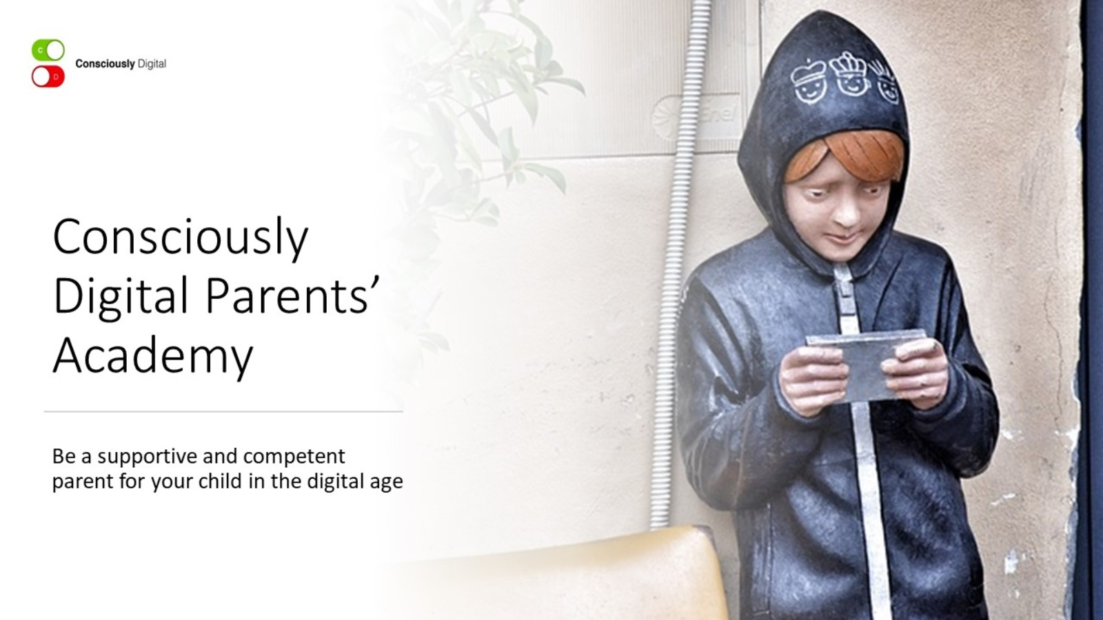 Consciously Digital Parents' Academy