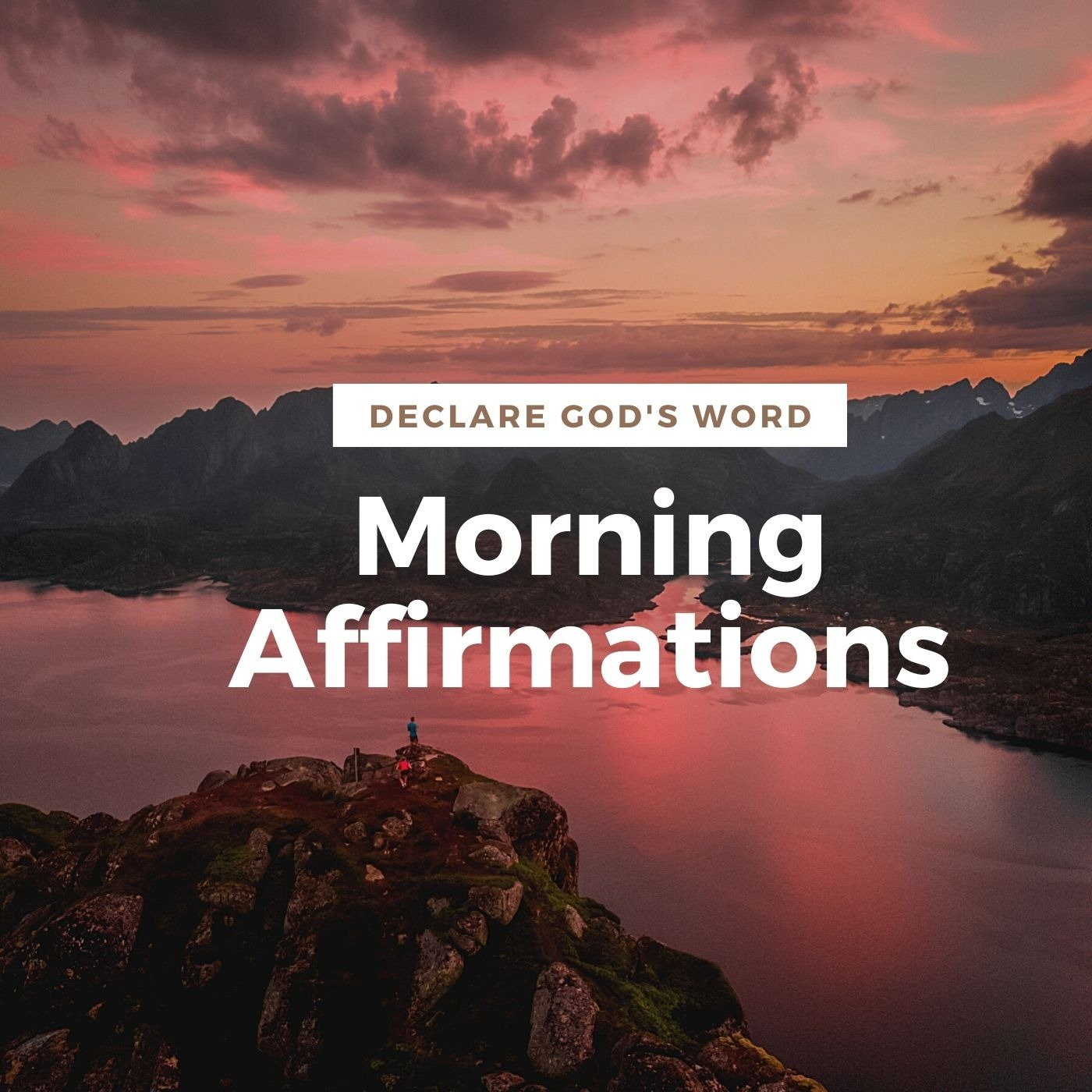 POWERFUL Positive Morning Affirmations for a GLORIOUS day - Renew Your Mind