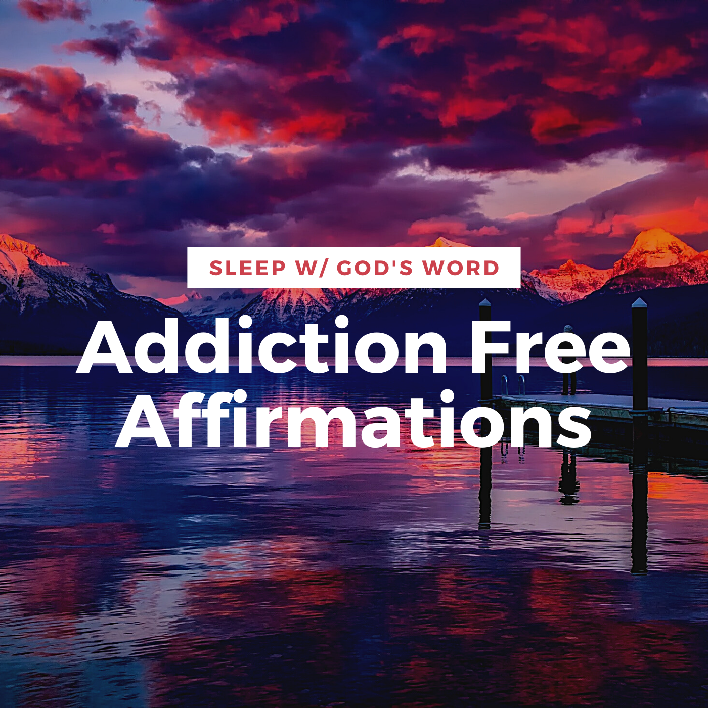 I AM Free From Addictions - Renew Your Mind While You Sleep