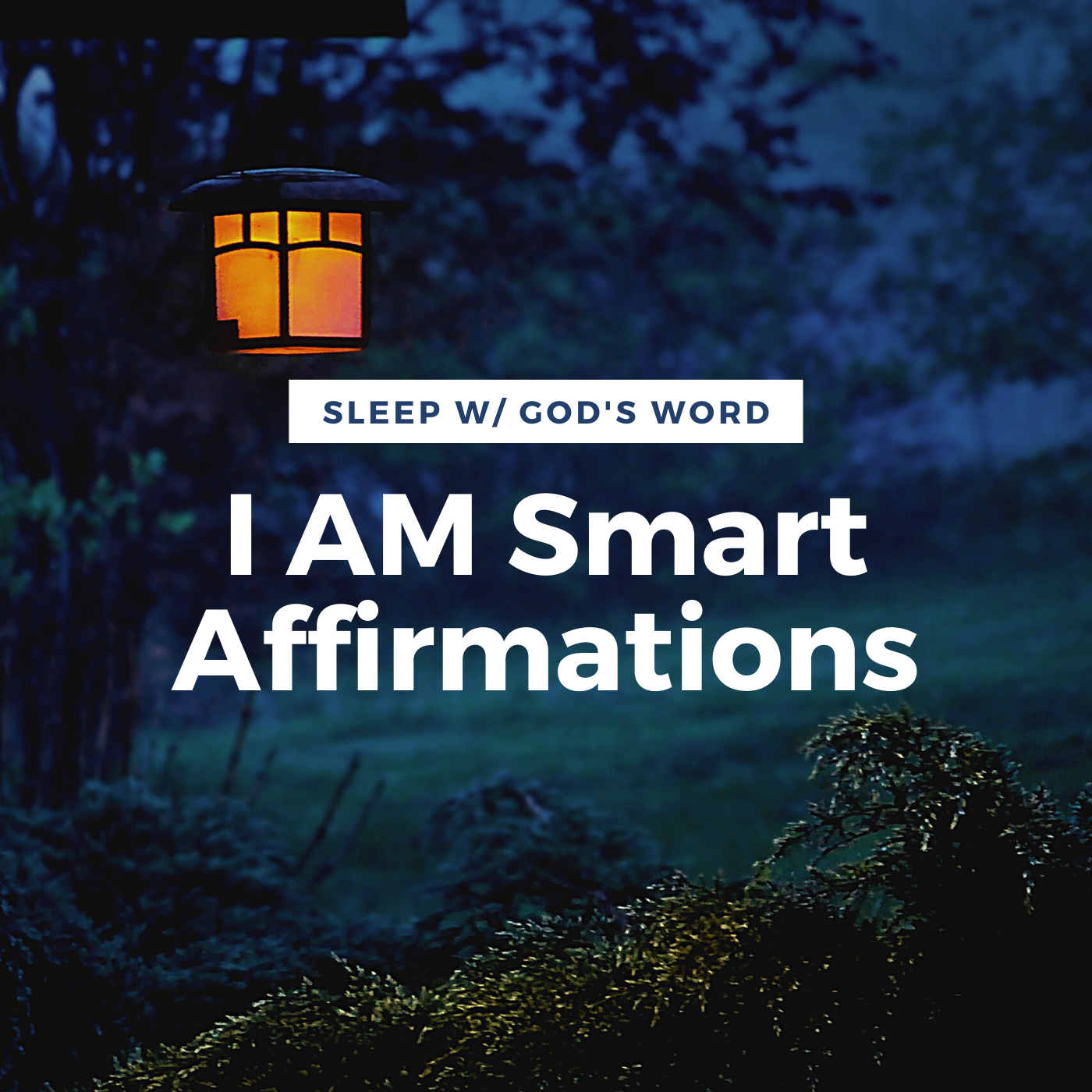 Mind Power Affirmations - Renew Your Mind While You Sleep