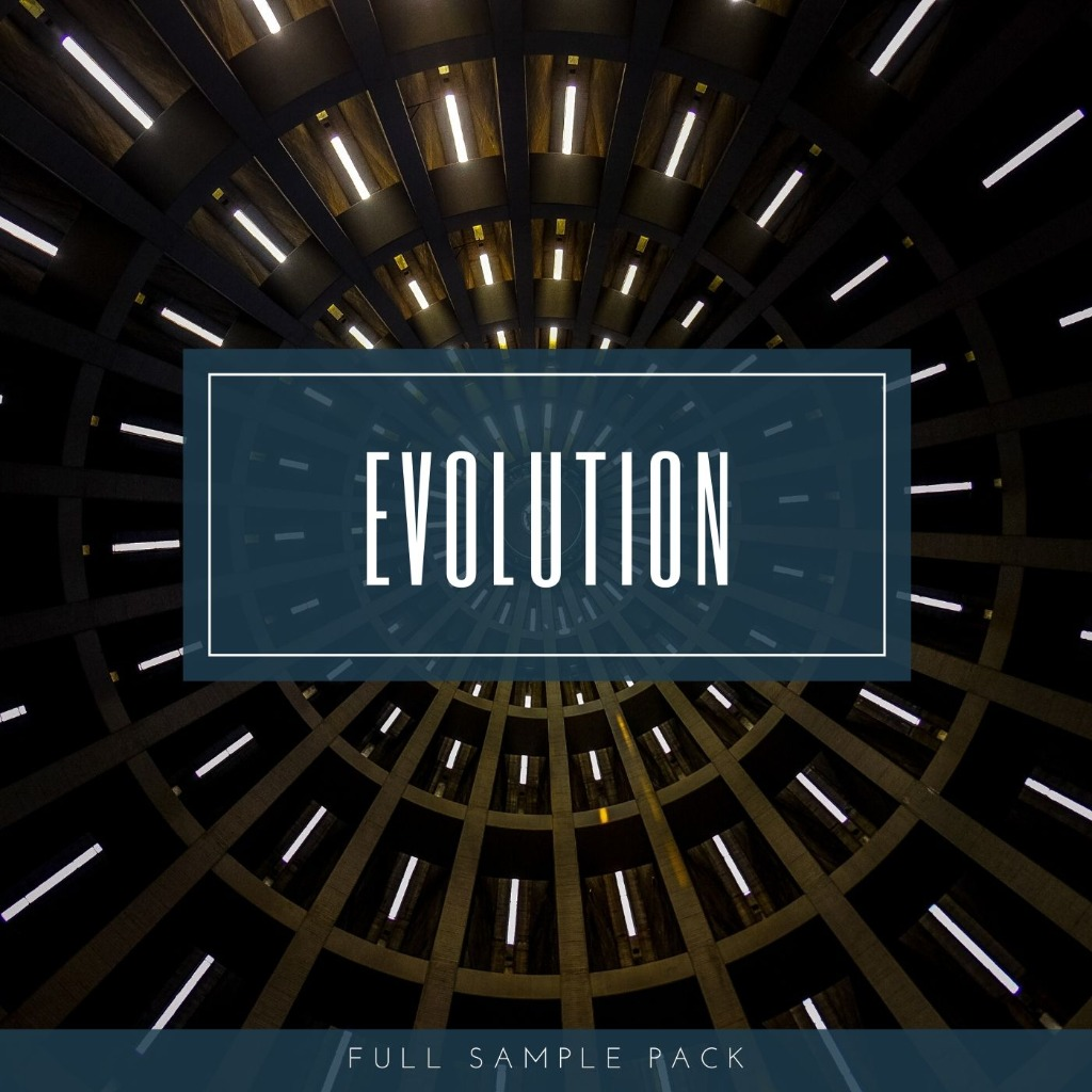 Evolution // Audio Sample Pack
