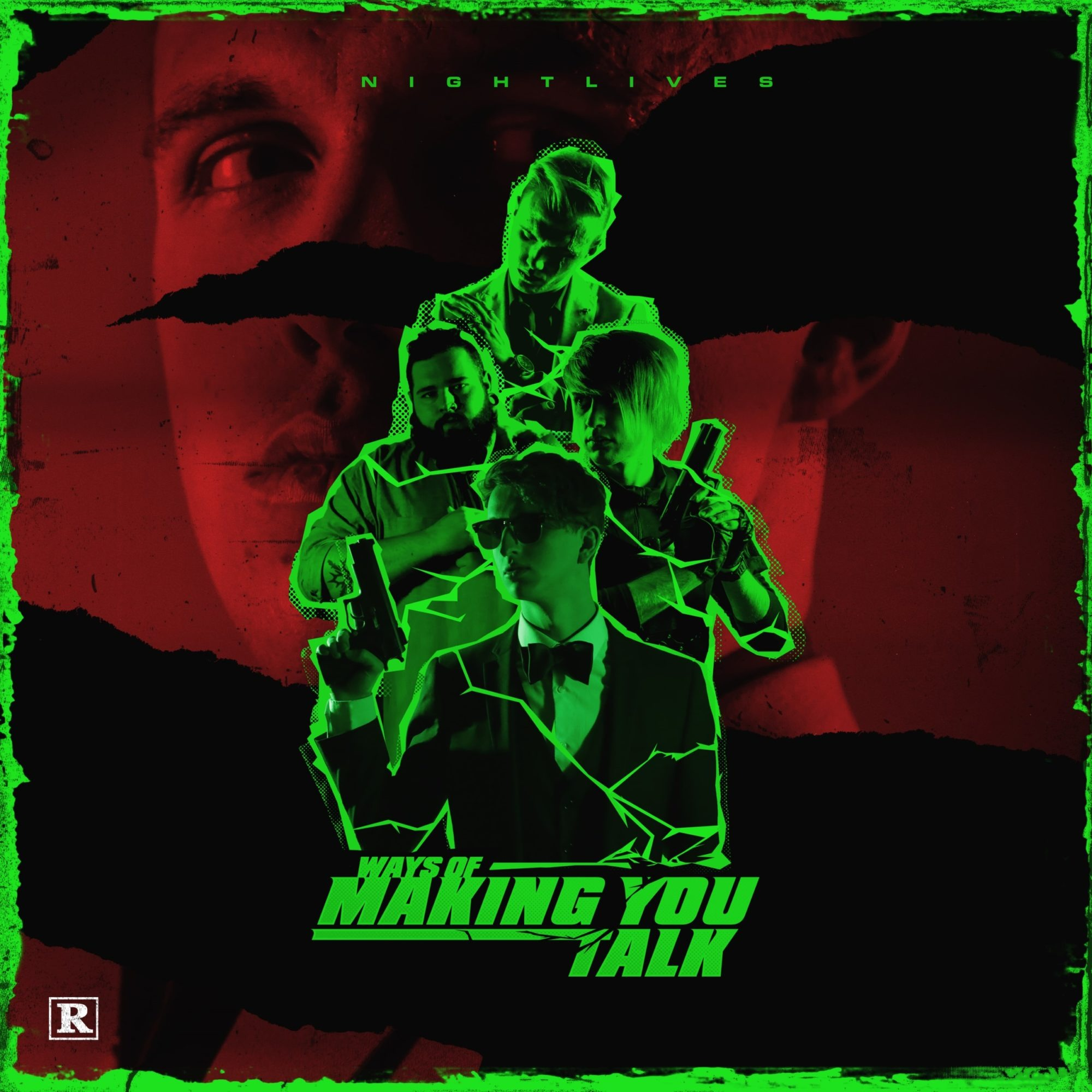 Nightlives - Ways Of Making You Talk/Under The Radar (Digital Download)