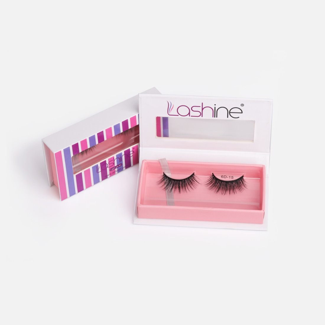 Hot Faux Mink lashes 6D-15