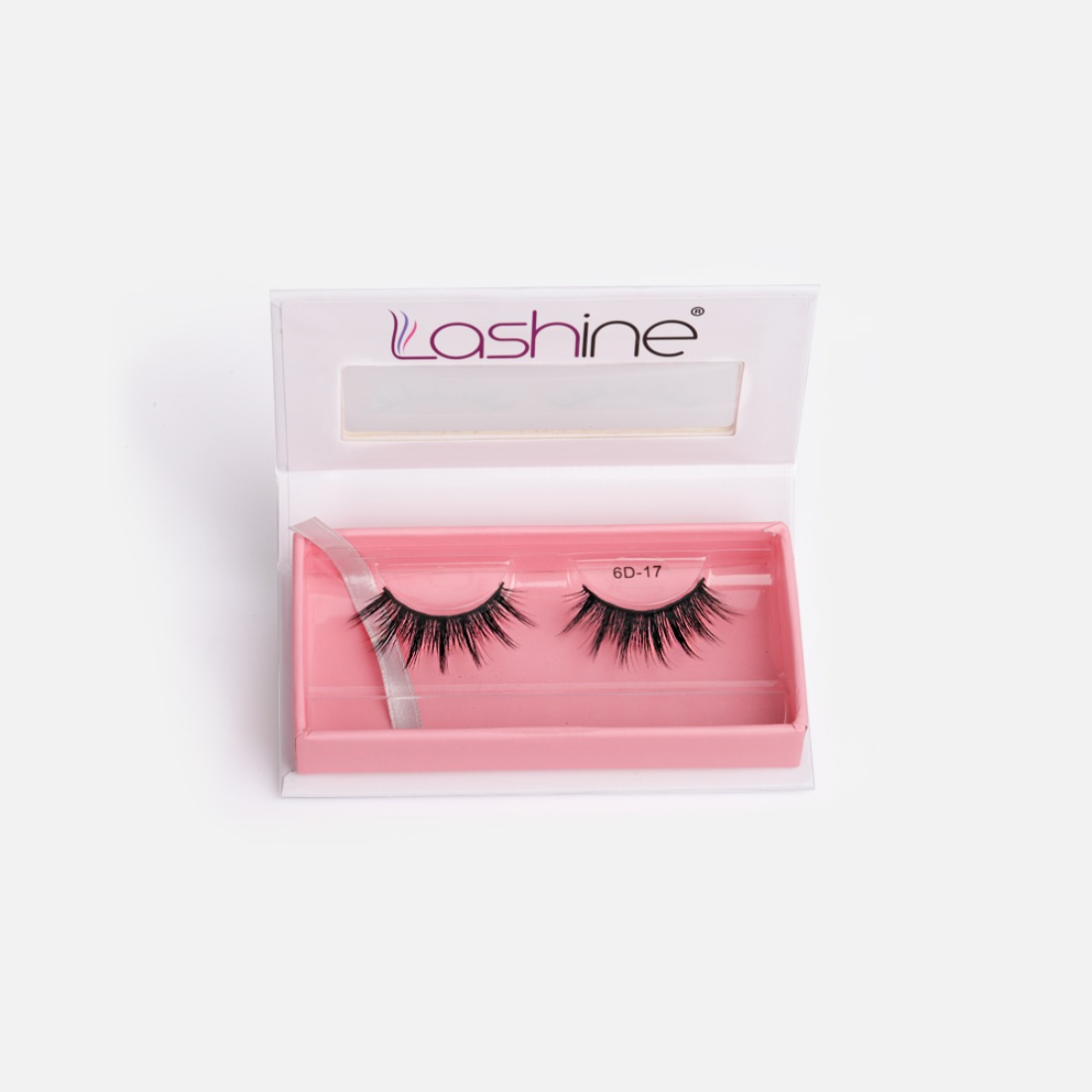 Shooting Heart Faux Mink lashes 6D-17