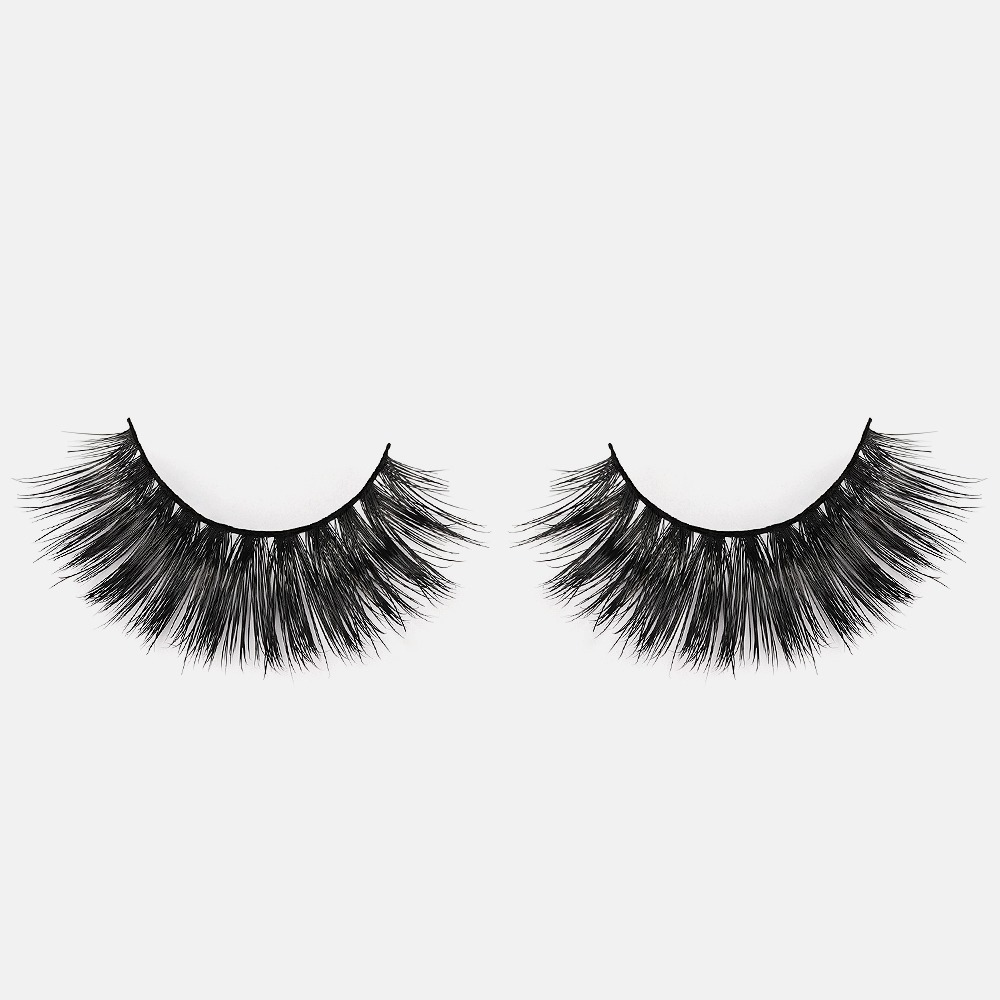Clear-cut Mink Eyelash Kit MK18