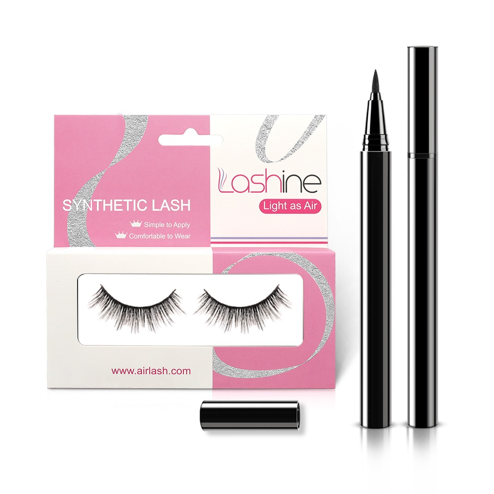 Andes Synthetic Lashes Kit 6035