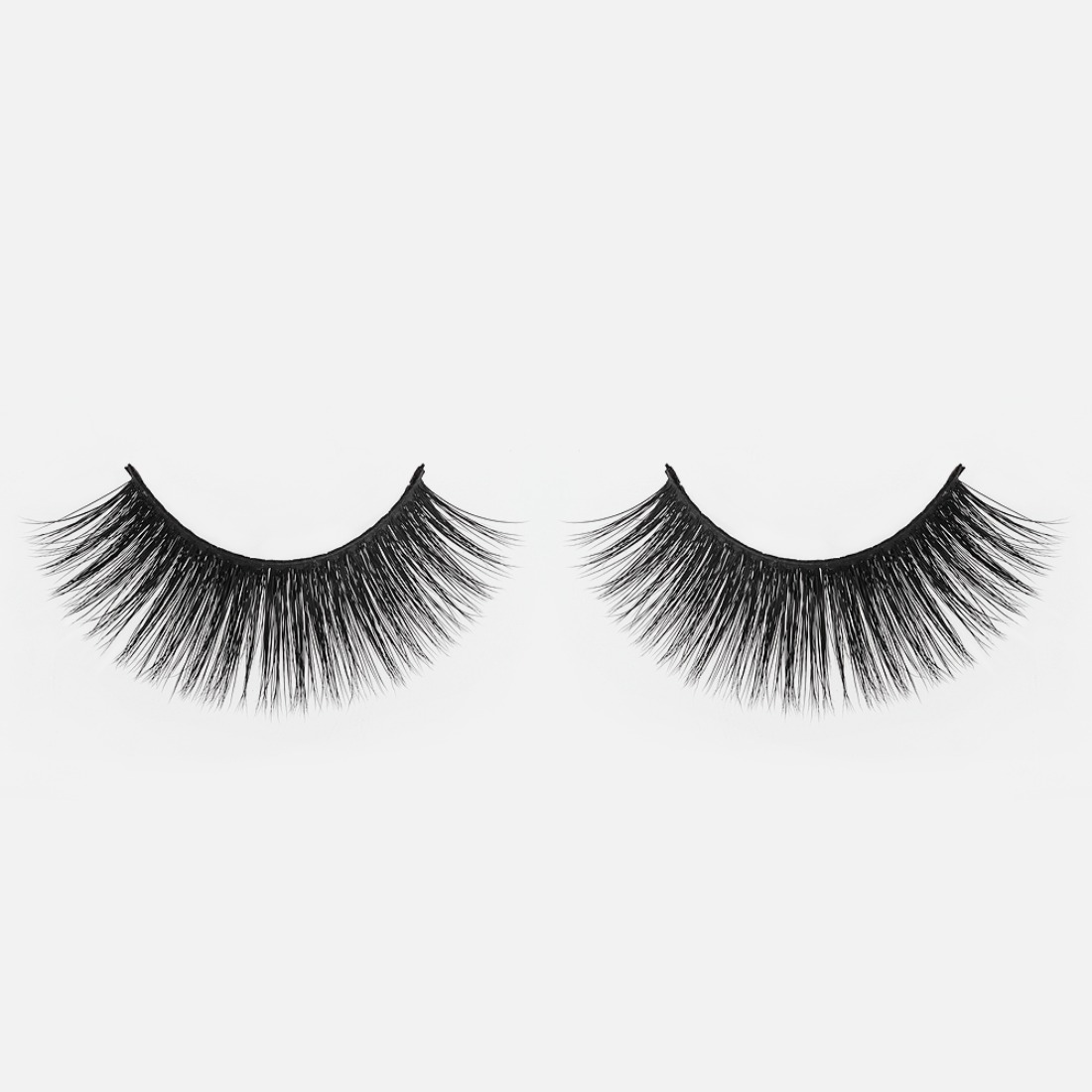 Lovely Faux Mink lashes 6D-18