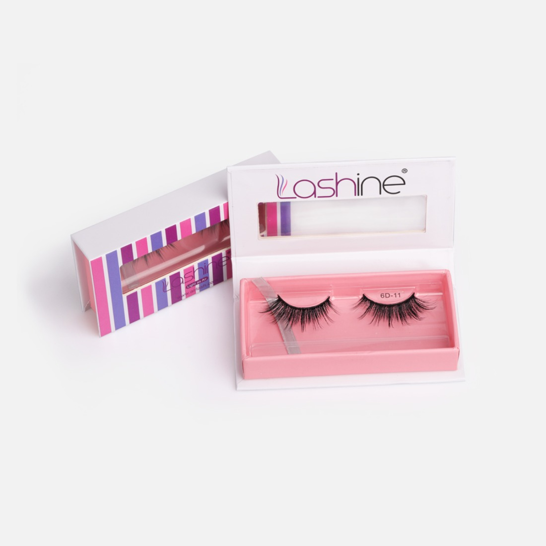 Love Faux Mink lashes 6D-11