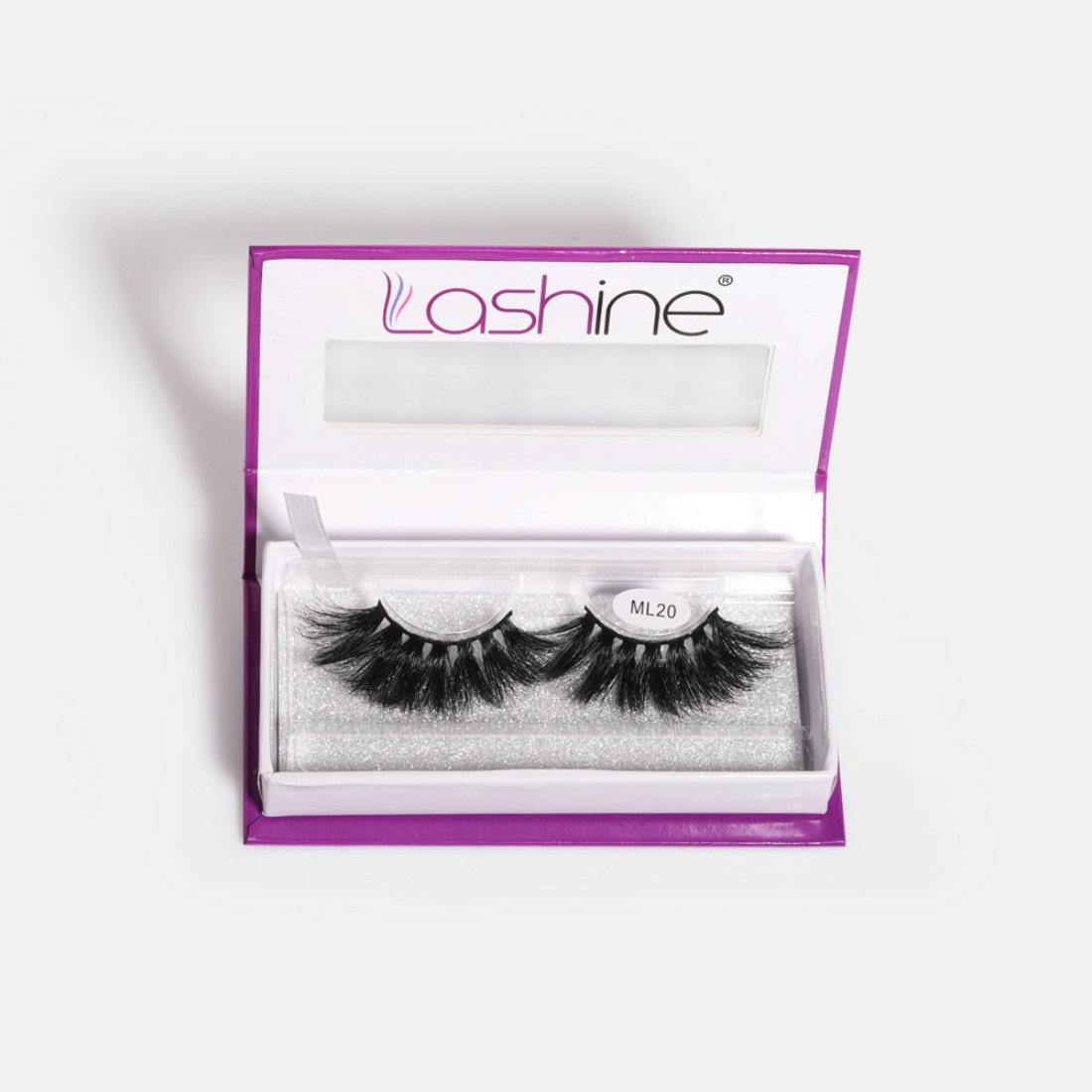 Party Queen 25mm Eyelash Kit ML20