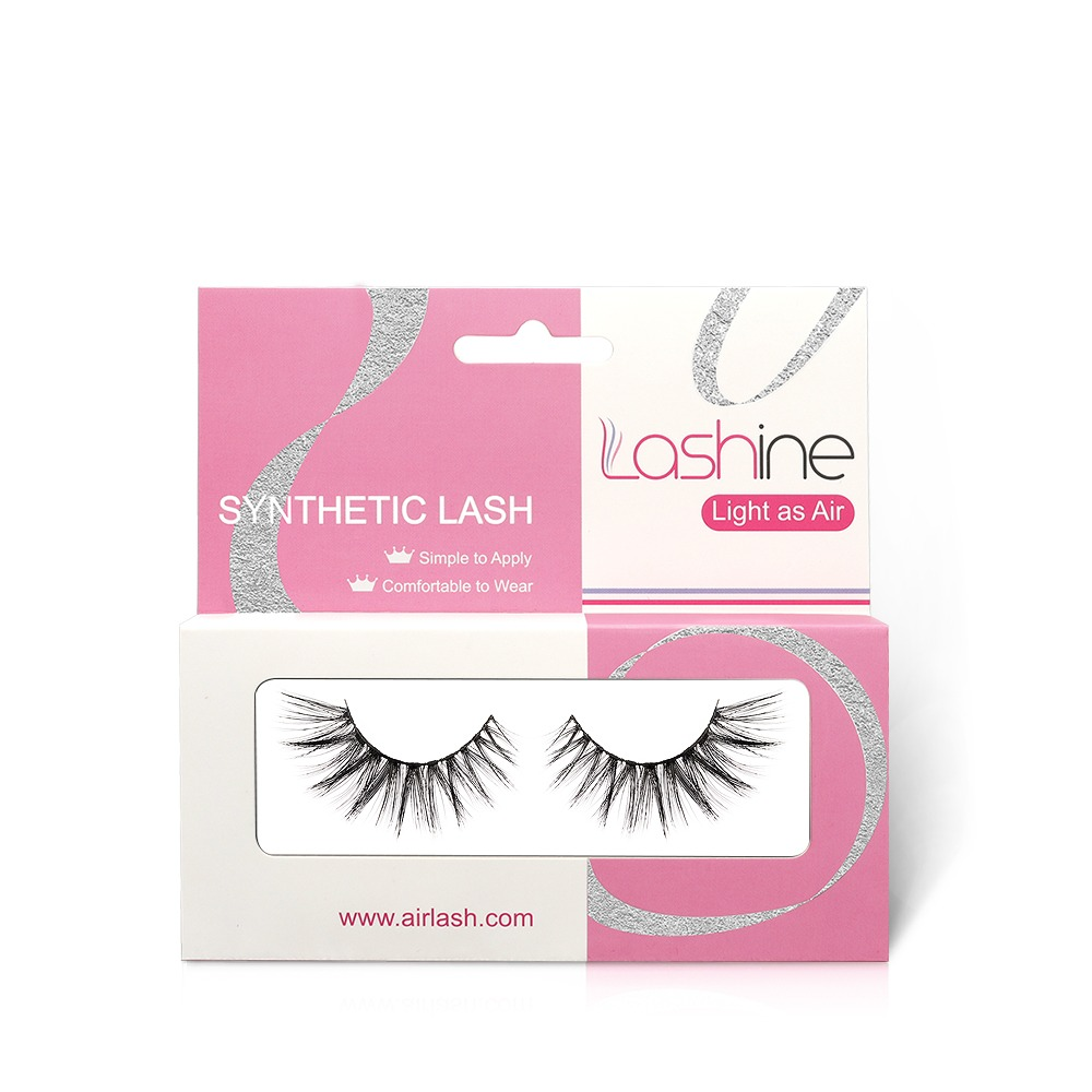 Most Dazzling Synthetic Eyelash Kit S38