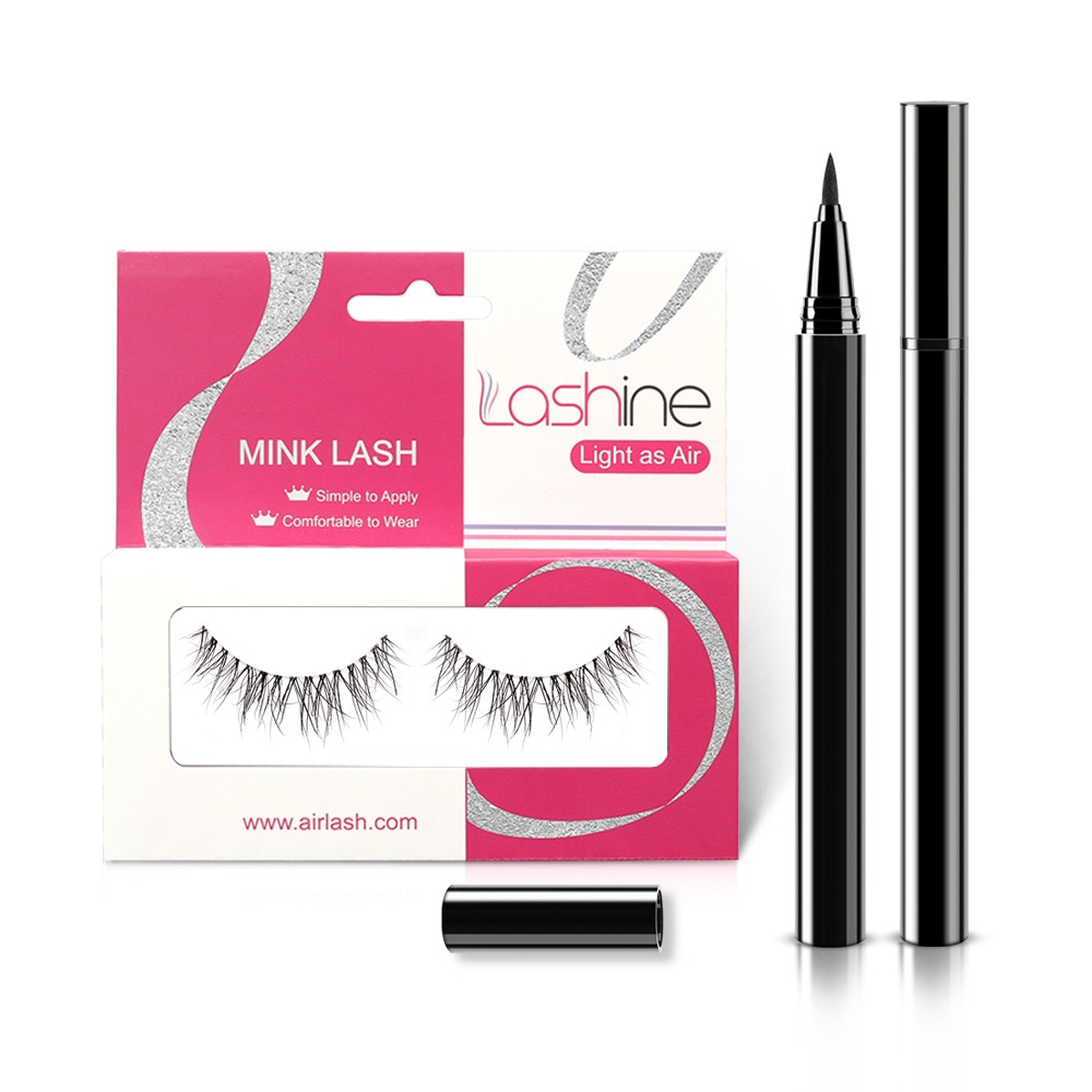 Goddess of Liberty Mink Eyelash Kit NL13