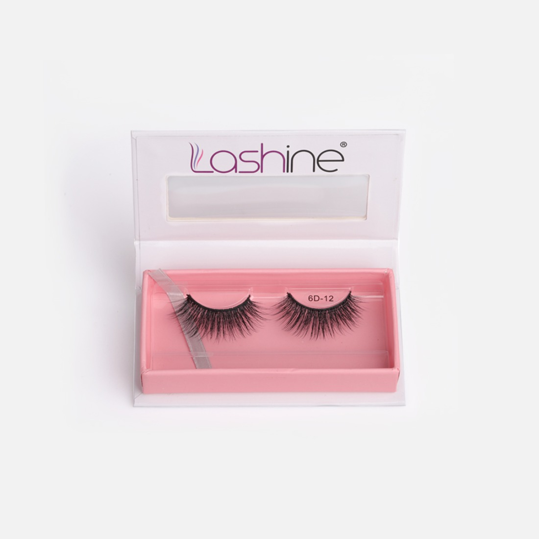 Pretty Faux Mink lashes 6D-12