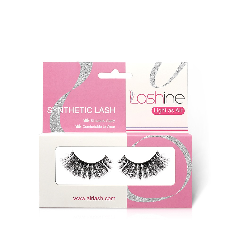 Fluffy 3D Silk Lashes Kit S37