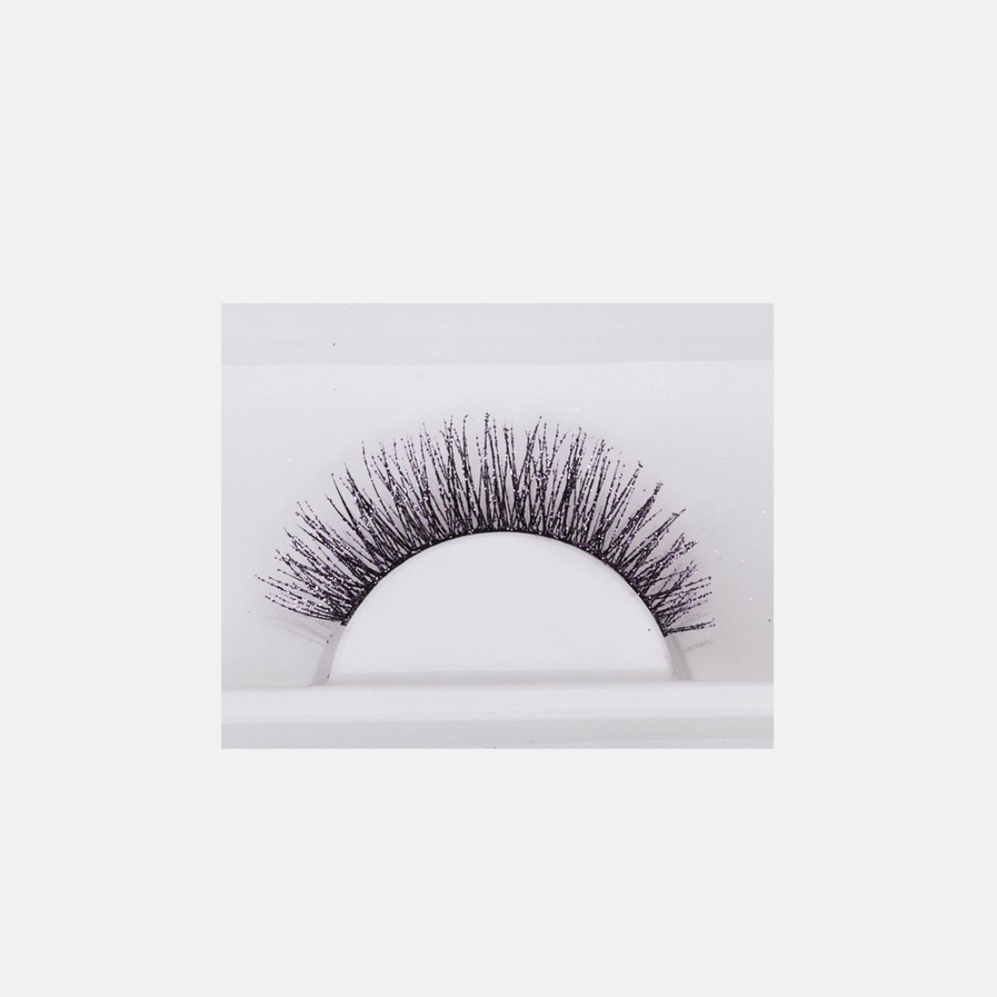 Colorful Holiday Faux Mink Lashes 3D111