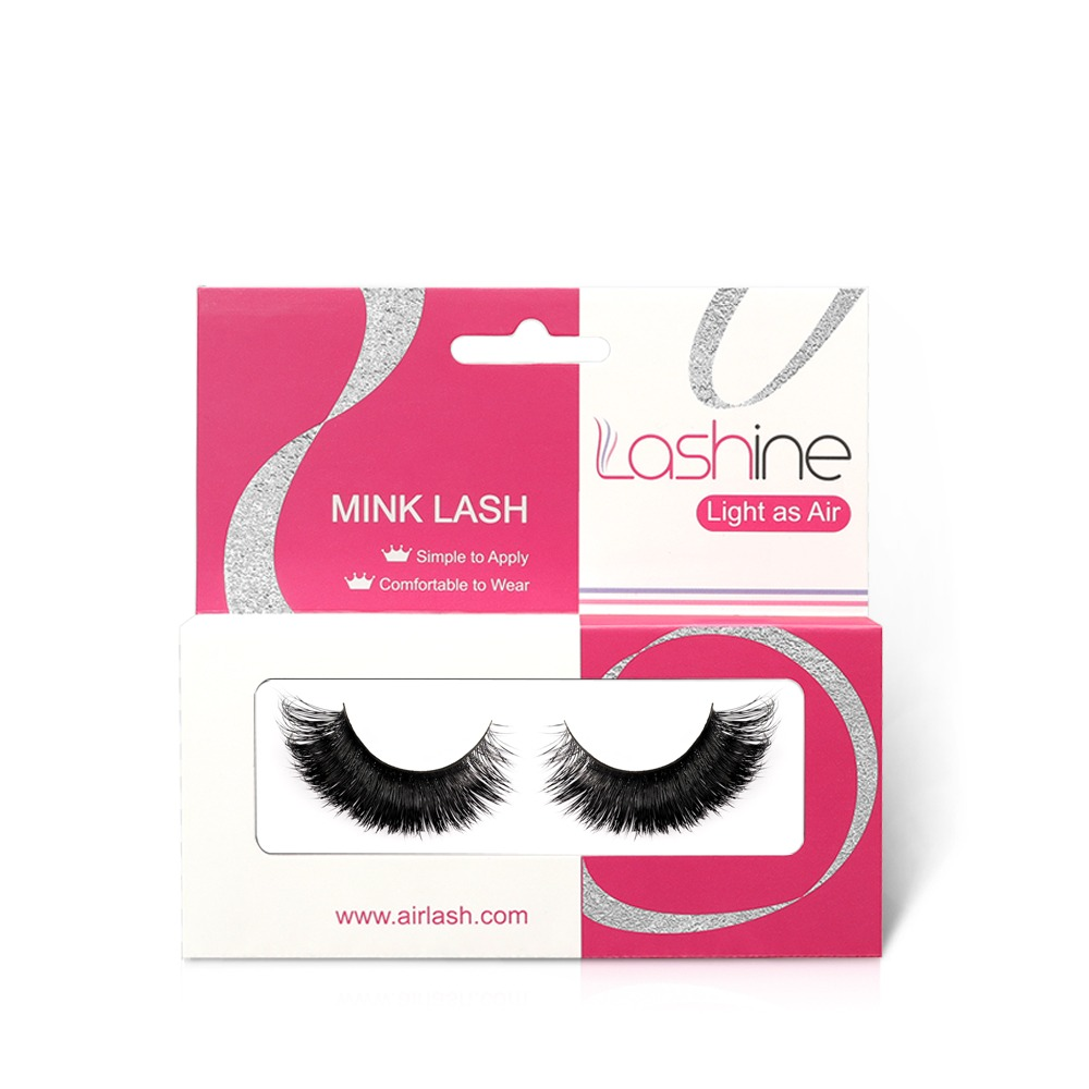 Pure Hand Made Mink Eyelash Kit MK26