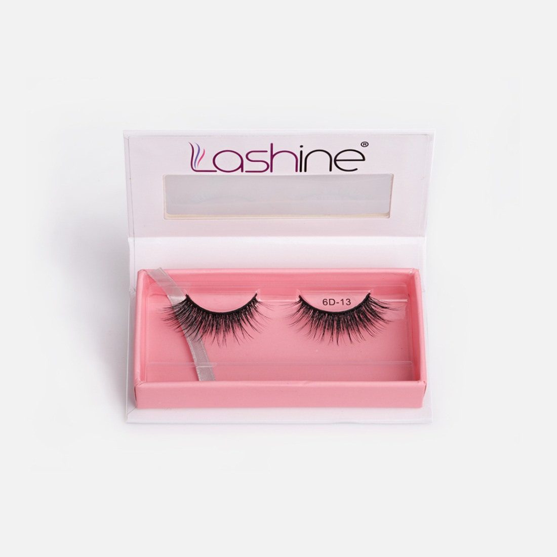 Angel Faux Mink lashes 6D-13