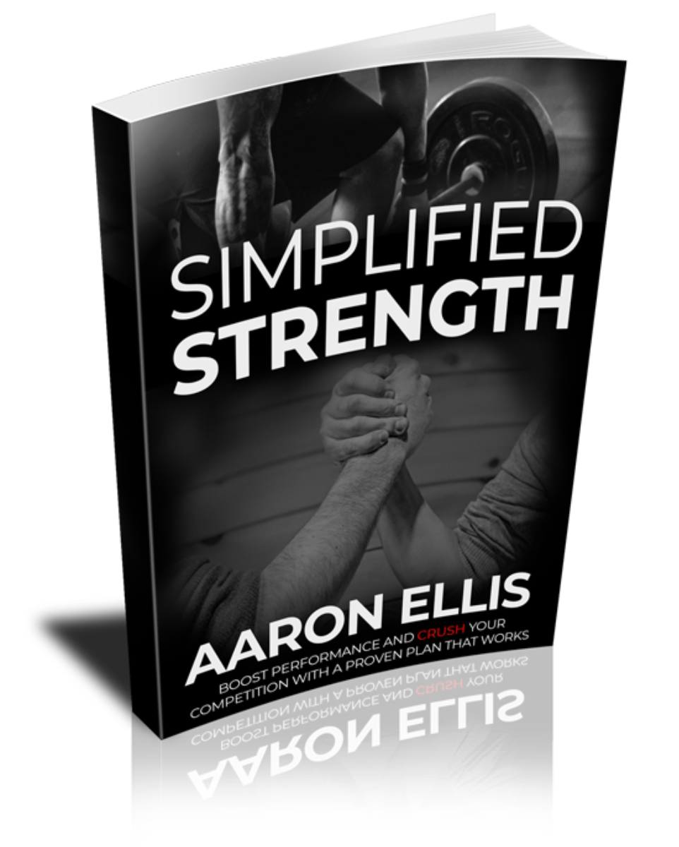 Simplified Strength The Pocket Guide To Building Strength