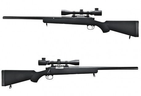 JG VSR 10 / Bar-10 Airsoft sniper with Scope