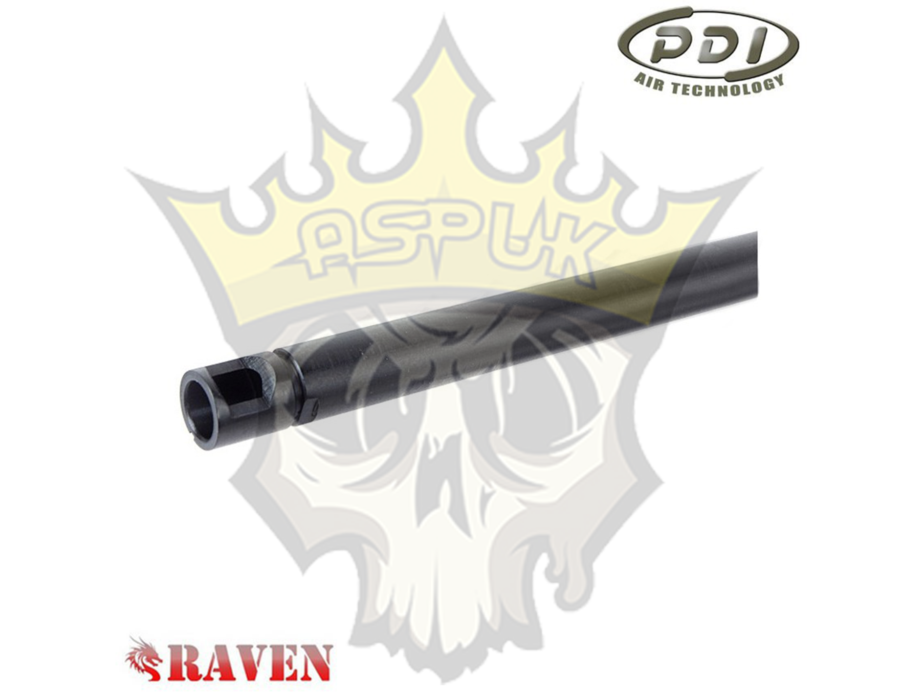 RAVEN STEEL INNER BARREL 6.01MM - 430MM (VSR-10 PRO)