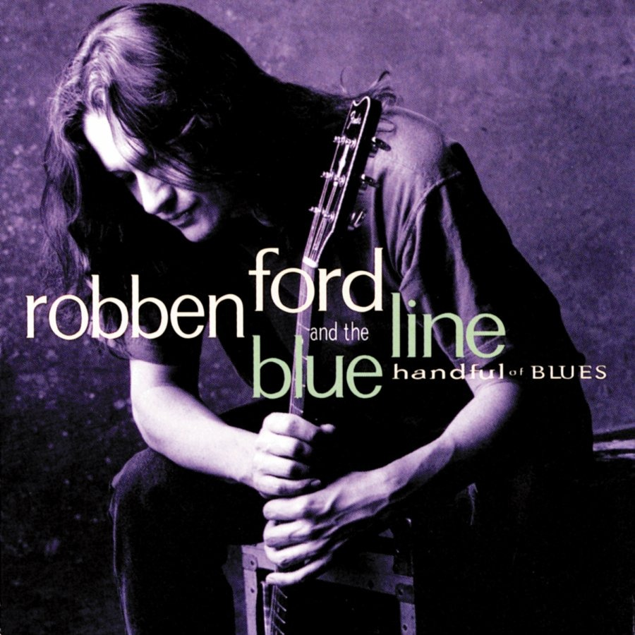 RUNNING OUT ON ME by Robben Ford, DRUM CHART - Tom Brethlein on drums.