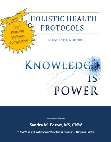 Holistic Health Protocols - Knowledge Is Power