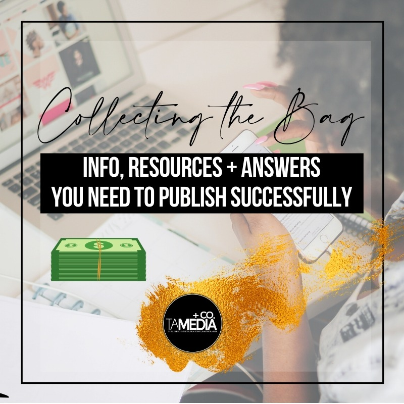 Collecting the Bag | Author Resources for Self-Publishing