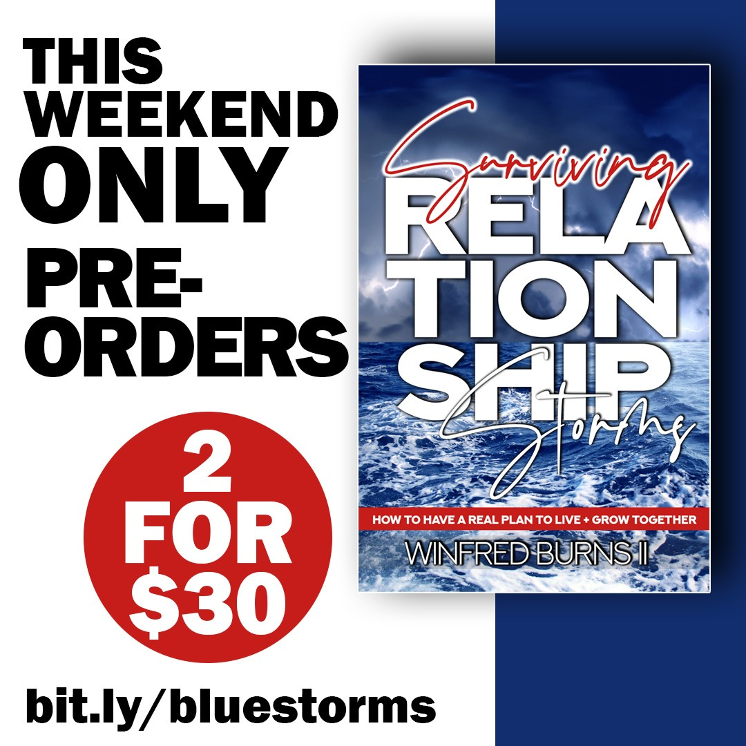 Surviving Relationship Storms | Winfred Burns ll | Pre- Order