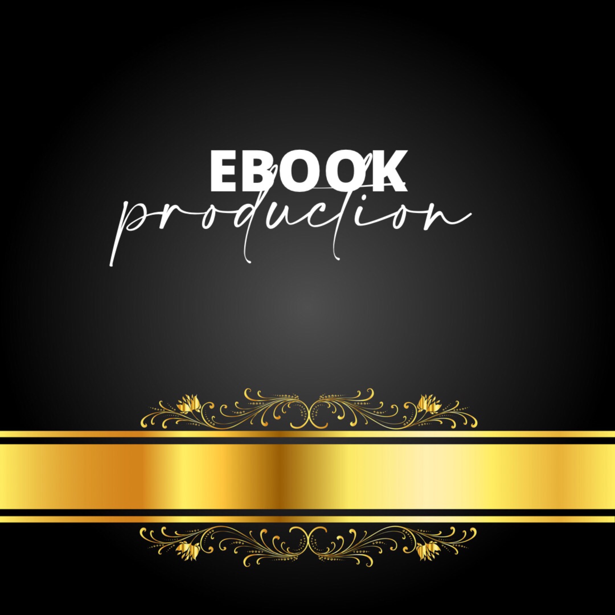 eBook | Production + Publishing